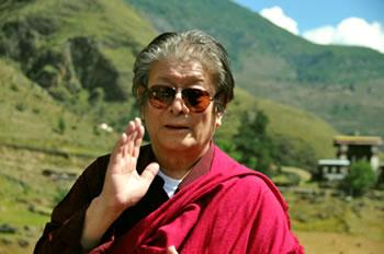 Kyabje Thinley Norbu Rinpoche