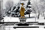 Lotus Garden Buddha