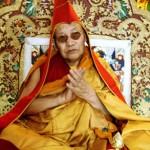 Kyabje Trulshig Rinpoche