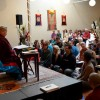 Jetsun Khandro Rinpoche Teaching at Osel Ling