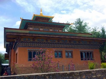 The Zang Tho Pelri Lhakhang.
