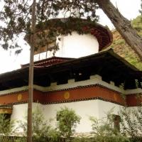 Dung Tse Lhakhang, Paro.