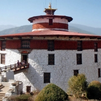The Ta Dzong is home to the National Museum of Bhutan and is currently undergoing renovation. Exhibits are currently housed in an adjacent conference center.