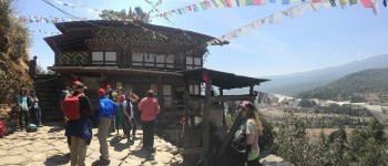 Tamshing Lhakhan built by Pema Lingpa.