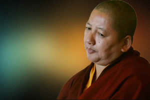 HE Mindrolling Jetsün Khandro Rinpoche